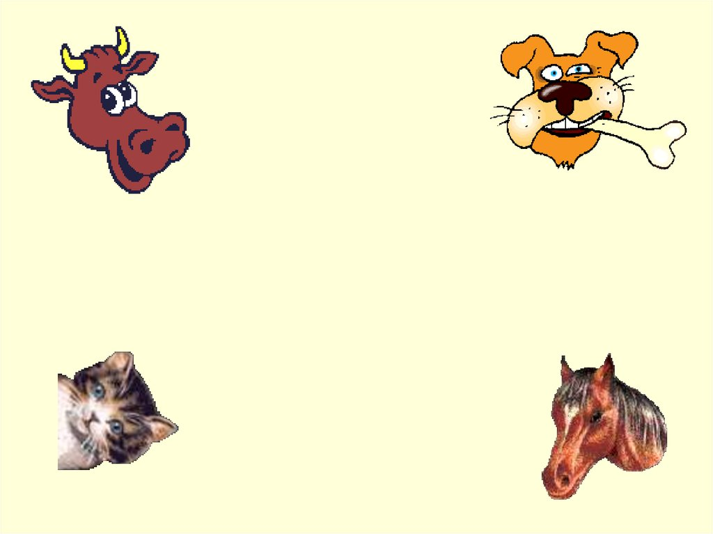 четвертый лишний картинки с домашними животными марту