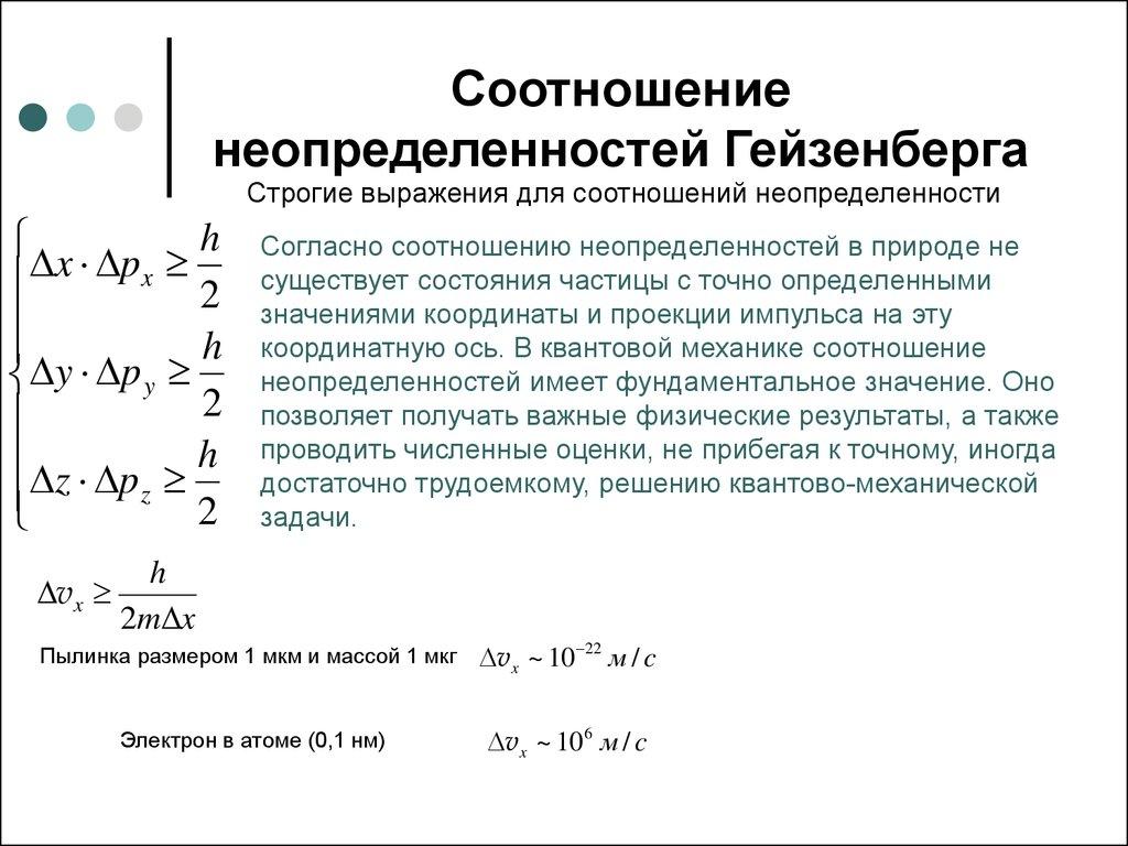 Решение задач соотношение неопределенностей химия решение задач по кинетике