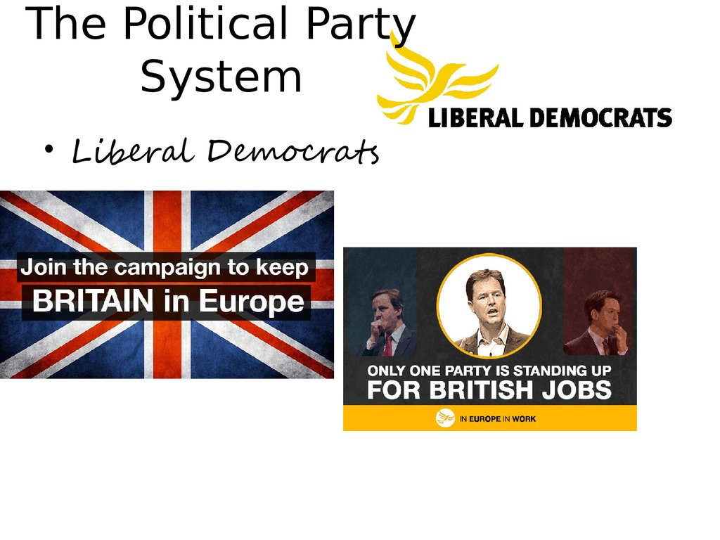 The Political Party System