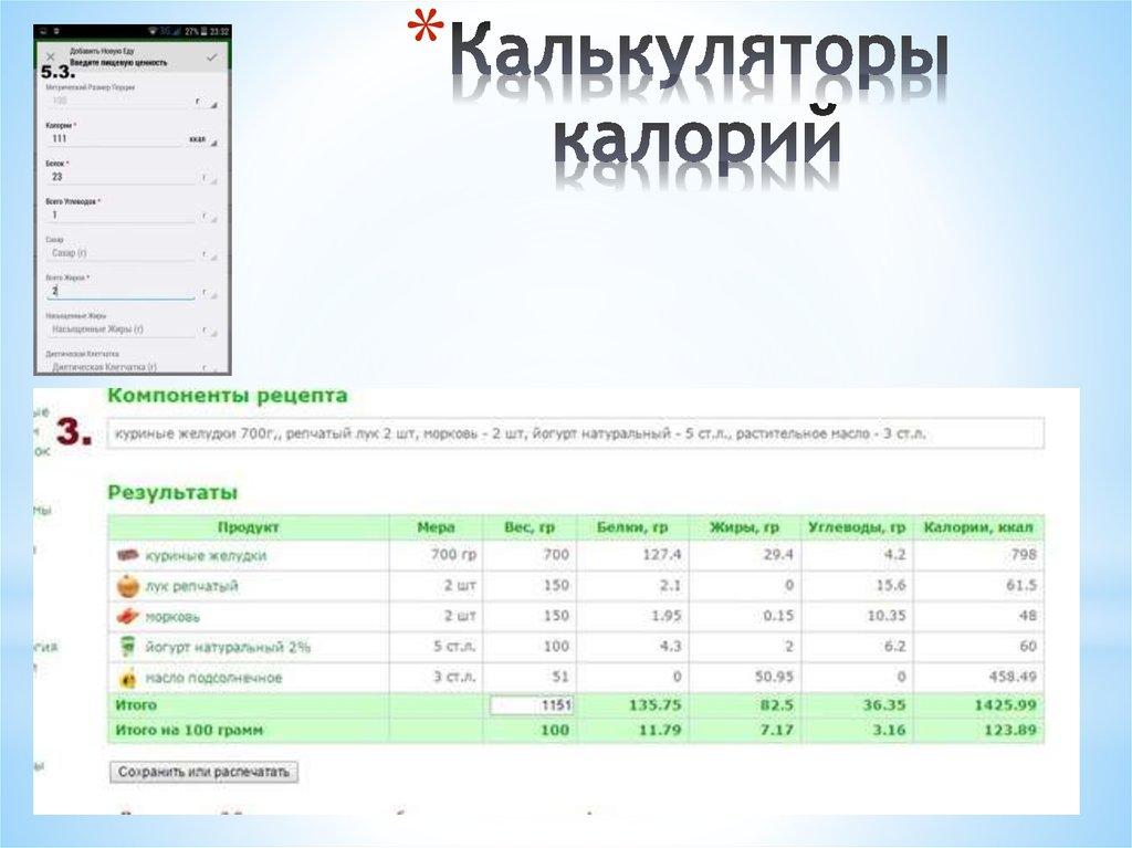 Расход Калорий Для Похудения Калькулятор Онлайн.