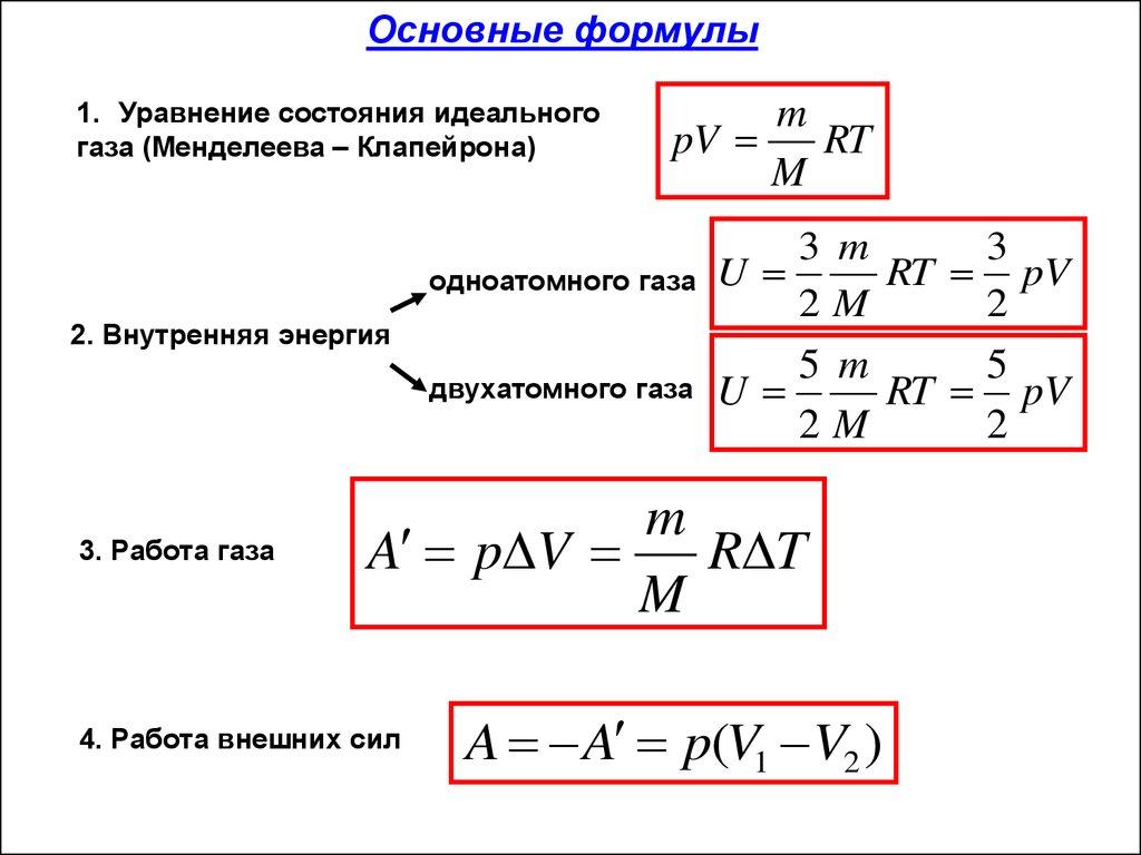 Решение задачи по физике на тему термодинамика решение задач по кинематике 9 кл физика