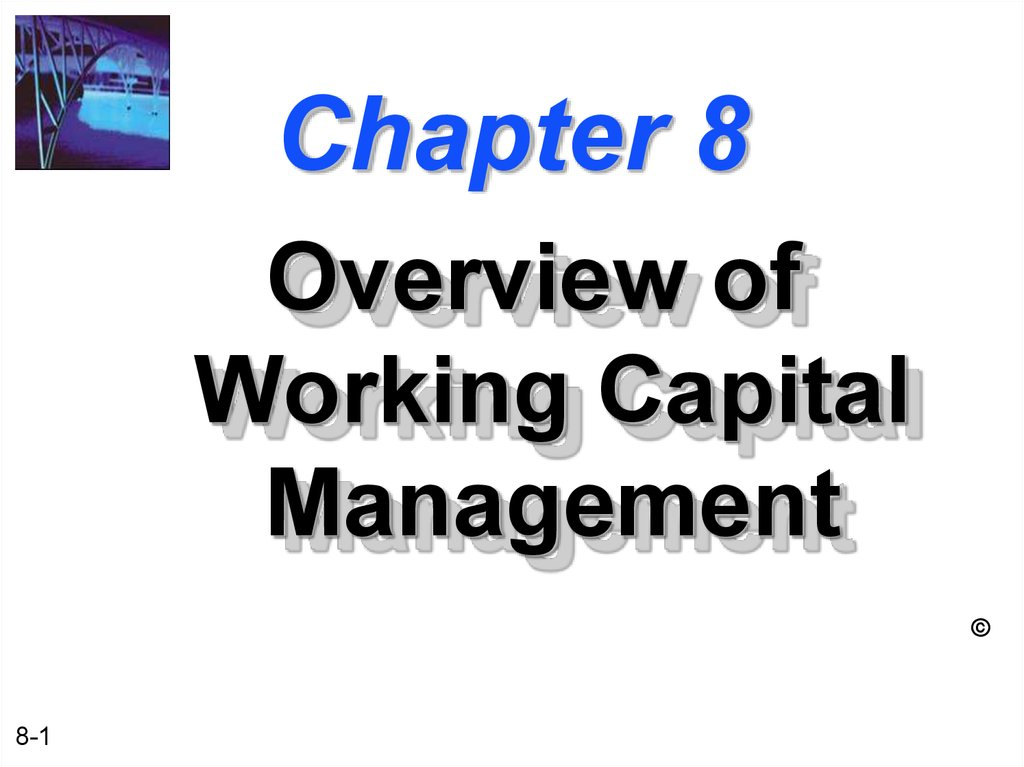 appraisal of working capital management in This course will give delegates the knowledge to decide whether to proceed with a capital purchase or project, perform investment appraisal calculations, deal with.