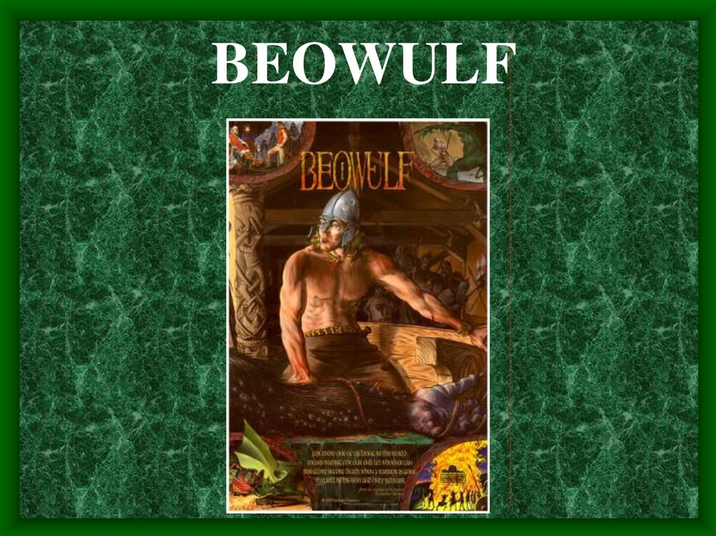 the characteristics and qualities of beowulf that is identical to a knight The first trait a man should have that we can see both present in beowulf and absent in his enemies is bravery beowulf has made a habit of ordering his men to sit on their hands while he takes on inhuman beasts all on his own.