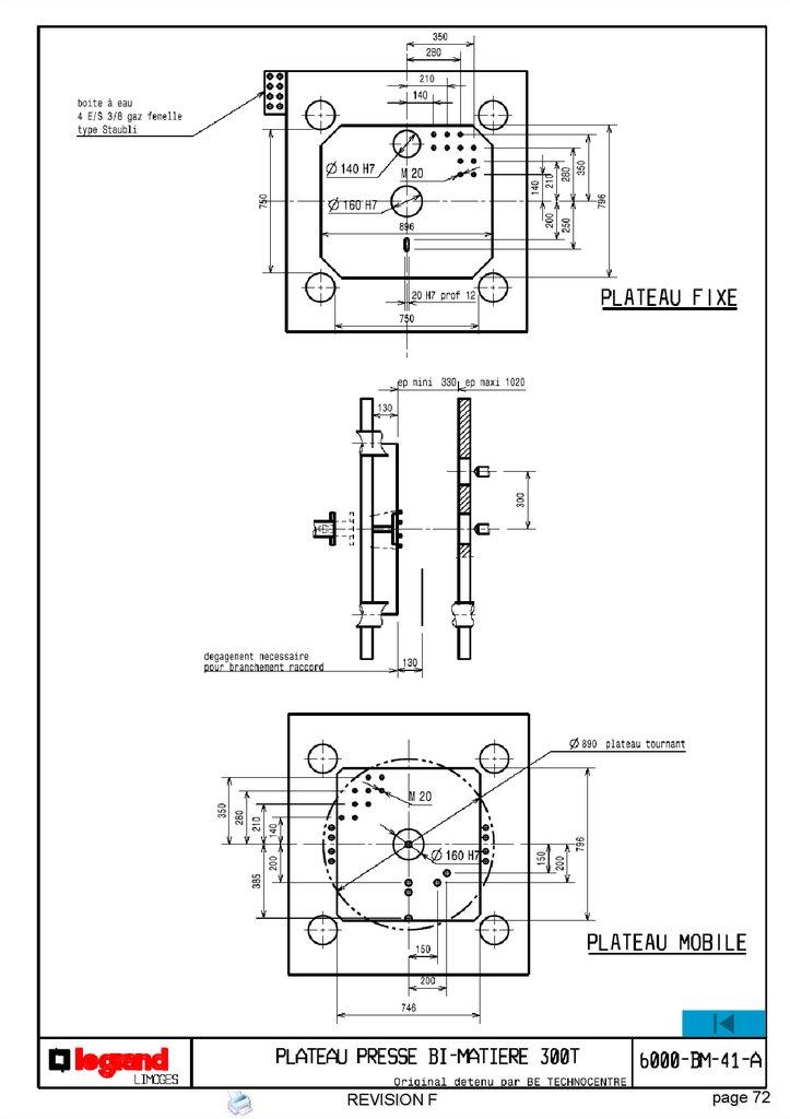 standard moules euro adapte asr  european mould