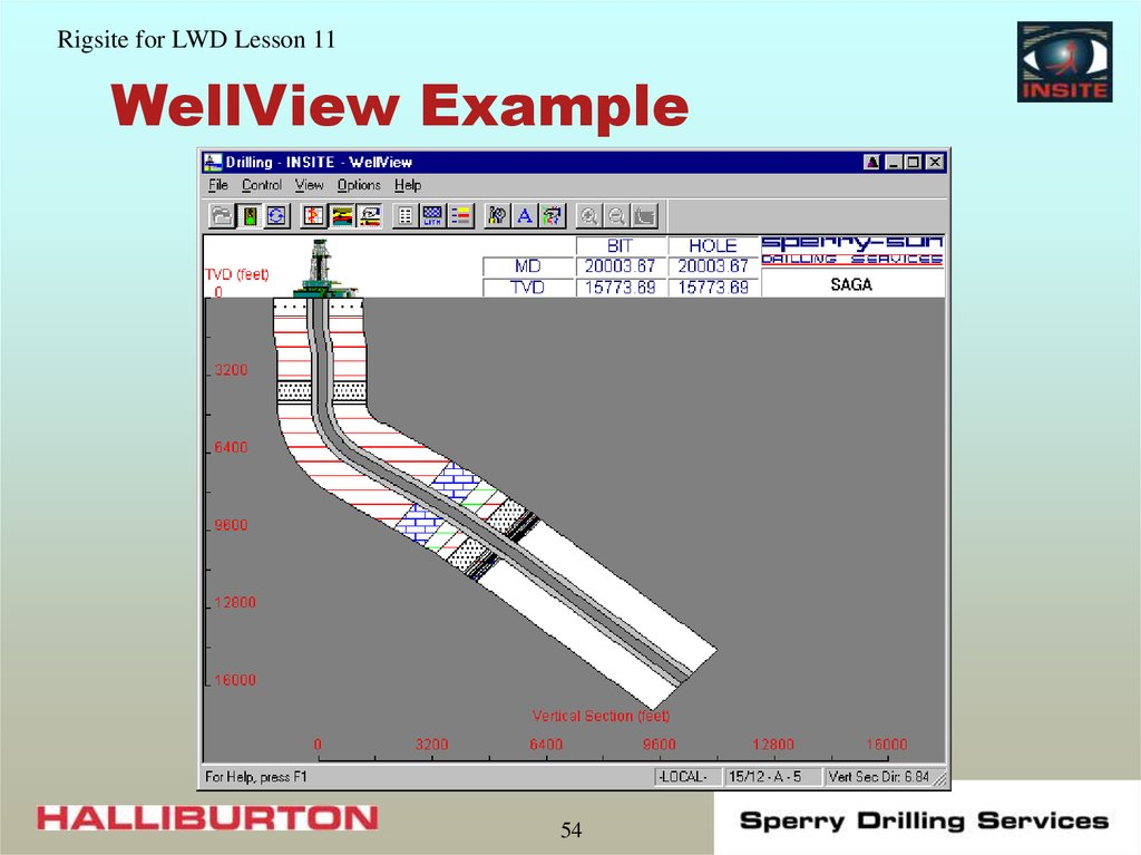 WellView Example