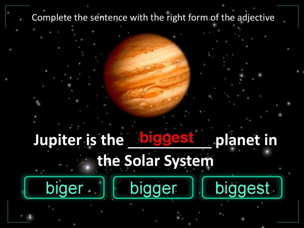 Comparatives And Superlatives презентация