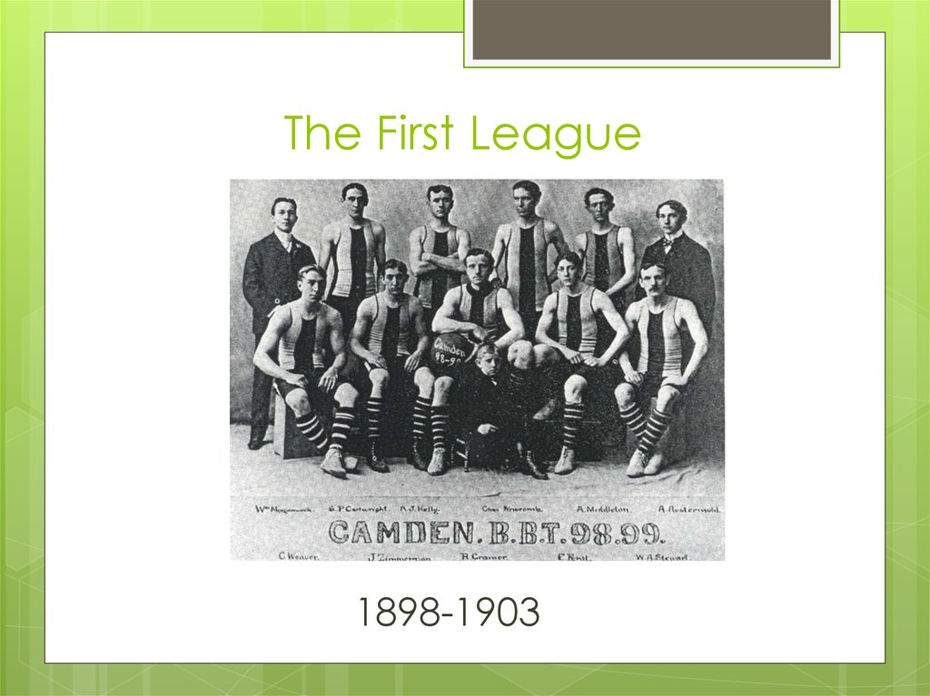 The First League