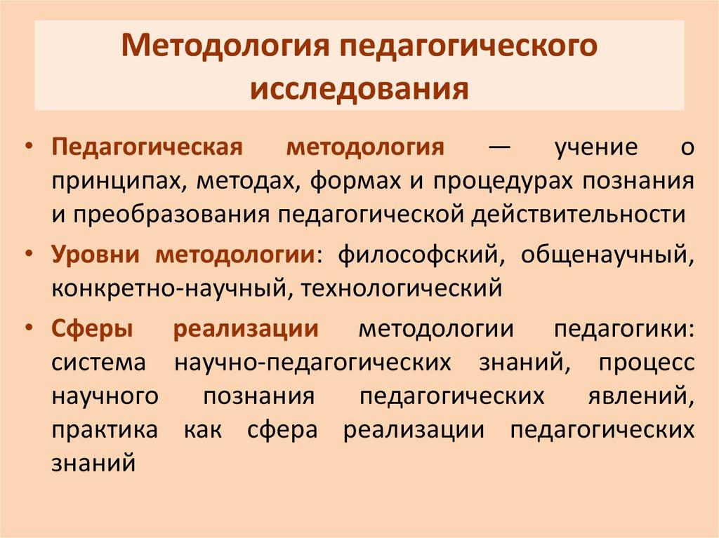 Методолоия И Методы Психолого Педагогического Исследования Шпаргалки Загвязински