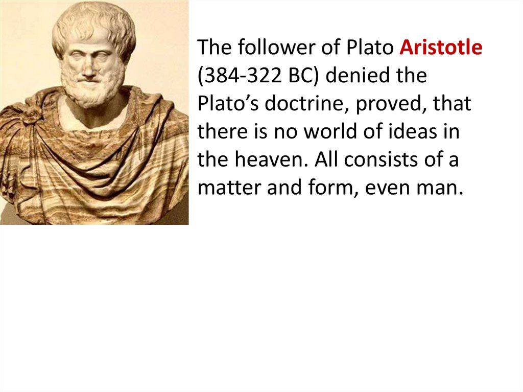 plato vs aristotle philosophies Aristotle vs plato 11,096 views share 8 difference between plato and aristotle philosophy science ethics political theory 9 in philosophy •plato believed that concepts had a universal form, an ideal form, which leads to his idealistic philosophy •aristotle believed that universal forms were.