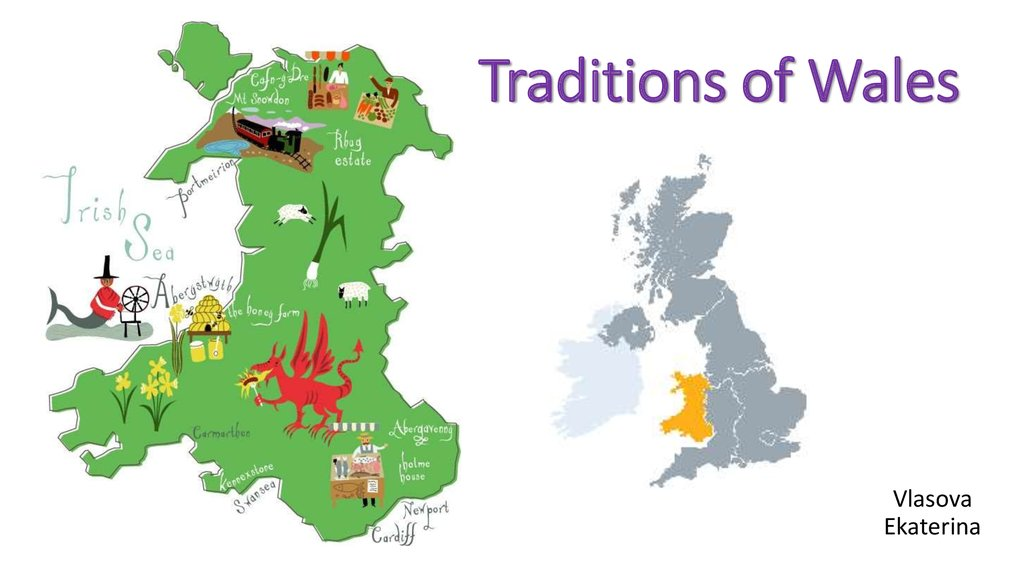 Traditions of Wales