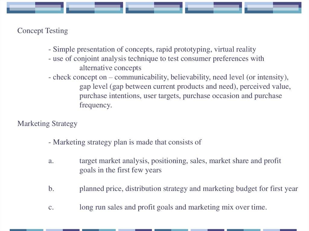 Products, new product development process, branding - презентация онлайн