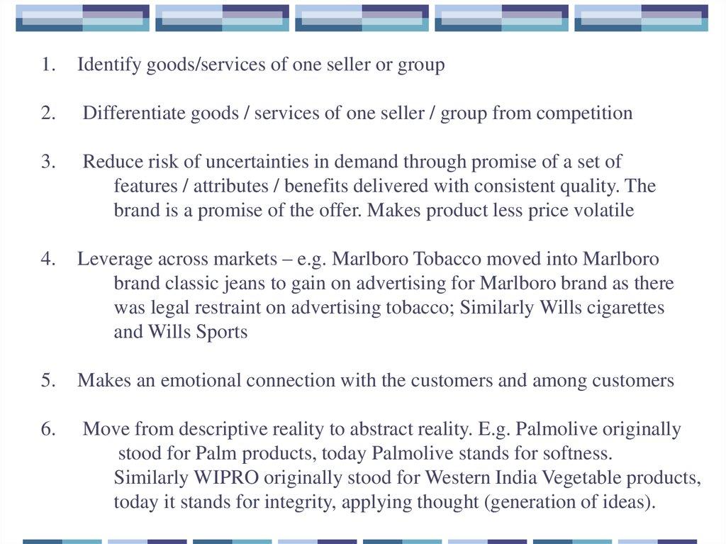 marlboro competitors