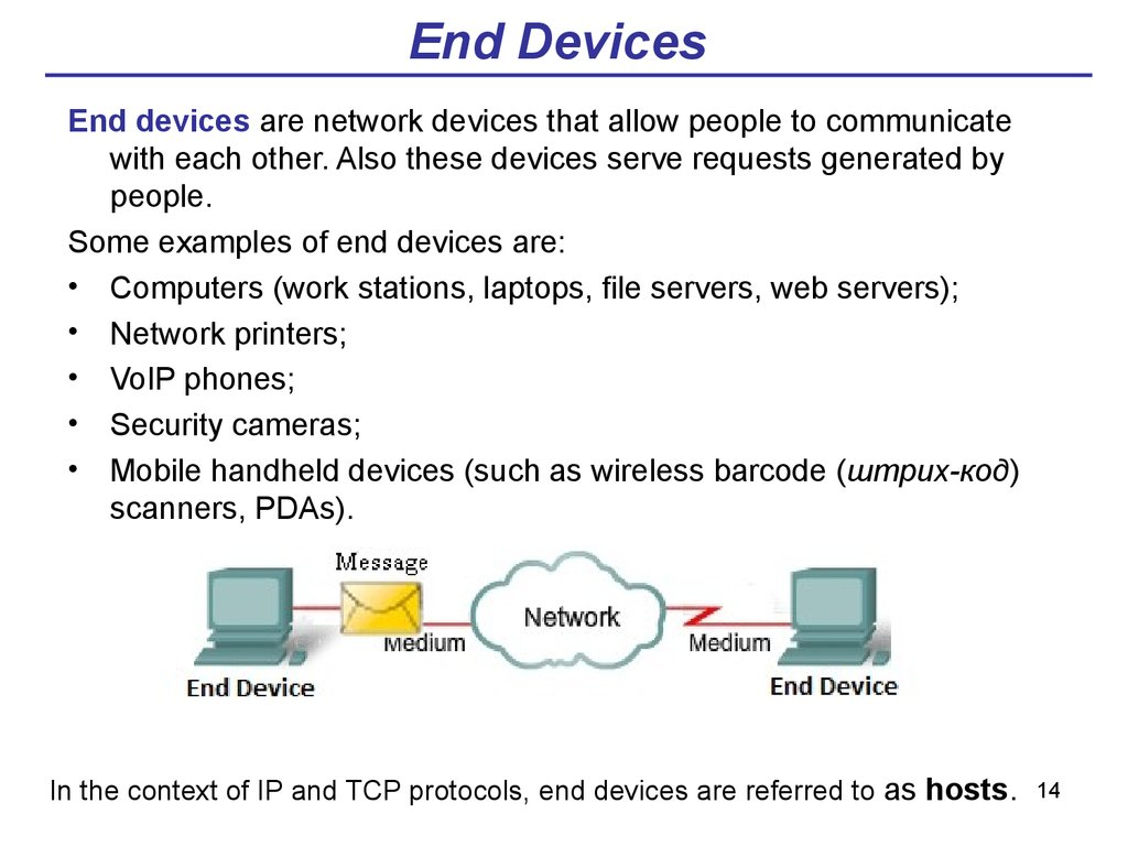 End Devices