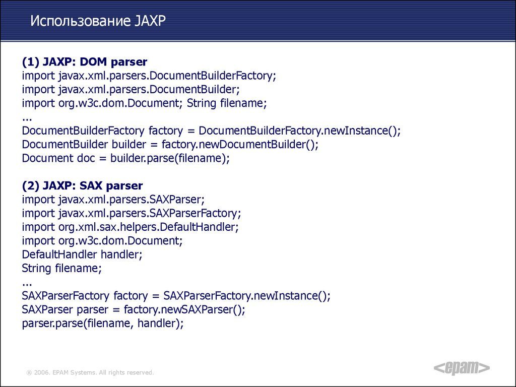 Delivering Excellence in Software Engineering - online presentation