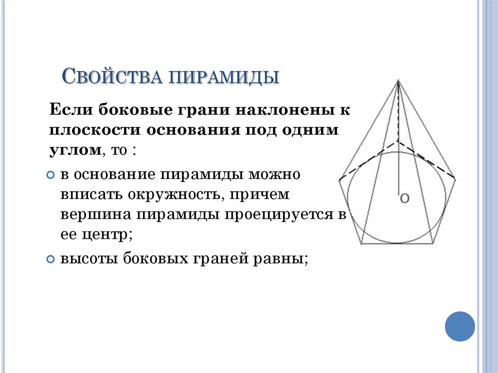 тесто подойдет свойства пирамид картинки карточка