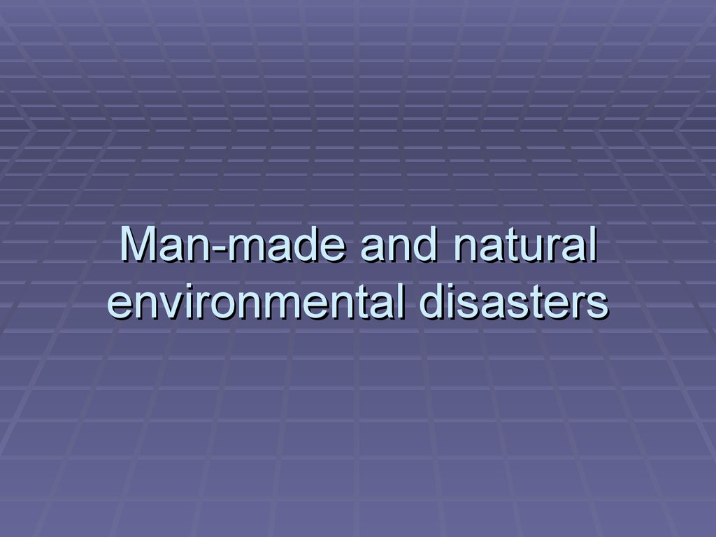 environmental disaster essay Buy environmental disaster essay paper online a human race is considered to be the greatest biological force in terms of the scale of its activities with possessing all the advantages of the modern technical and scientific evolution, humanity started to subdue nature and began to perform the environmental transformations that were impossible.