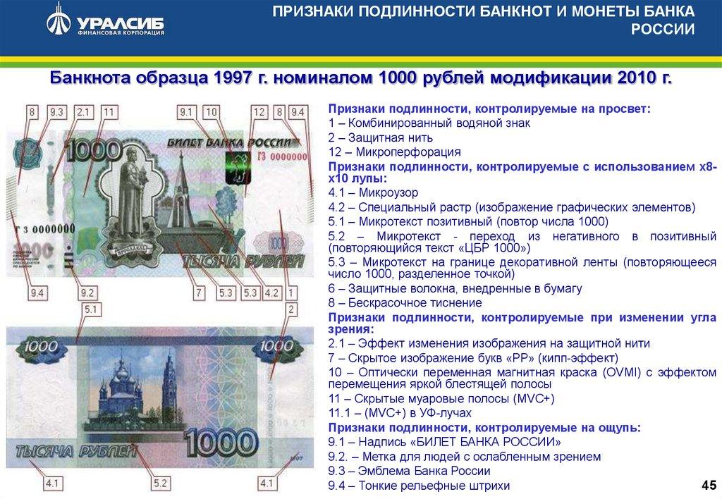 Признаки платежности монет купюра 100 долларов нового образца