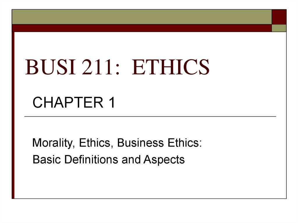 presentation on ethics and moral values Presentation notes ethical standards in cosmetology ethical standards in cosmetology  standards of behavior or set of values regarding proper conduct in the.