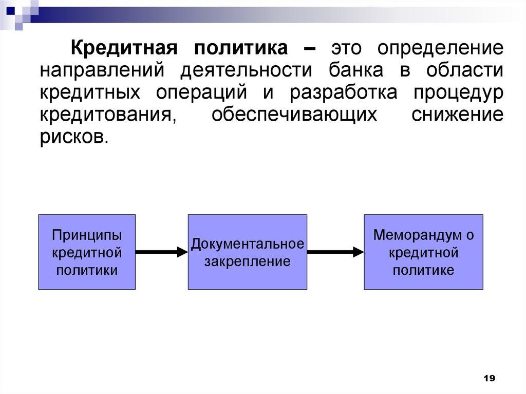 кредитные операции коммерческих банков кратко бюро кредитных историй казань