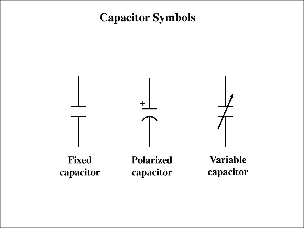 Symbol of fixed capacitor dolgular cool symbol of fixed capacitor images electrical circuit diagram buycottarizona