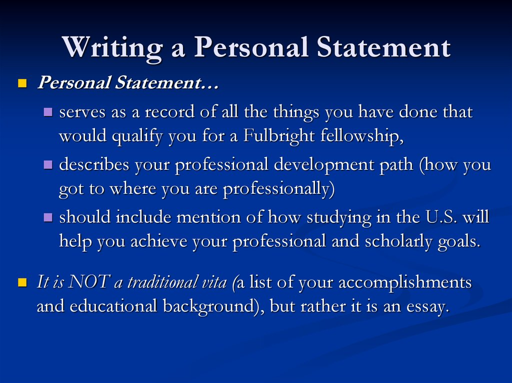 fulbright essay tips Instructions and tips for completing fulbright  instructions and tips for completing the fulbright application  you will create essays on pages 4, 5,.