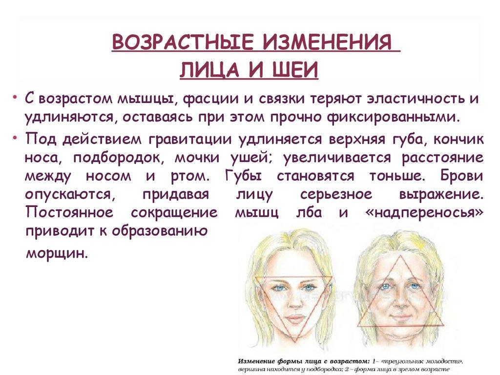 Омоложение и изменение формы лица и шеи