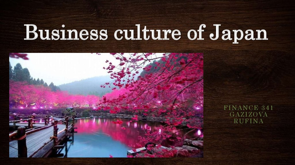 Business culture of Japan