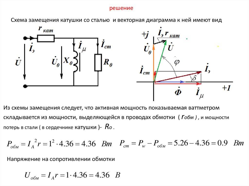 Решение задач синусоидального тока математика егэ решение задач в3 по