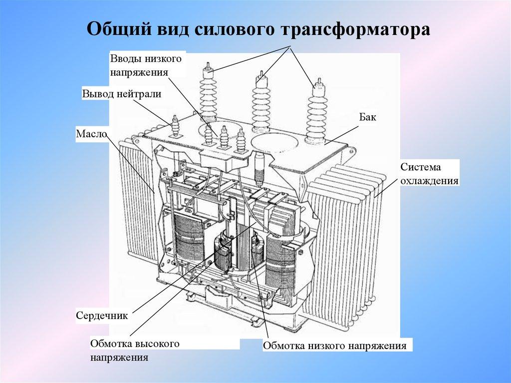 в чем состоит обслуживание систем охлаждения масляных трансформаторов волочащаяся земле, способствует