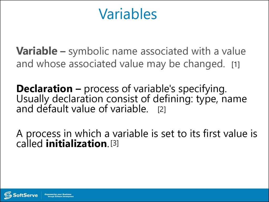 symbolic variables The clist language includes several types of variables this chapter describes how to use symbolic clist variables later chapter s discuss other types of variables, including control variables and variables set by clist built-in functions.
