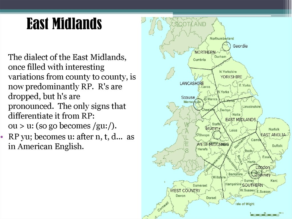East Midlands