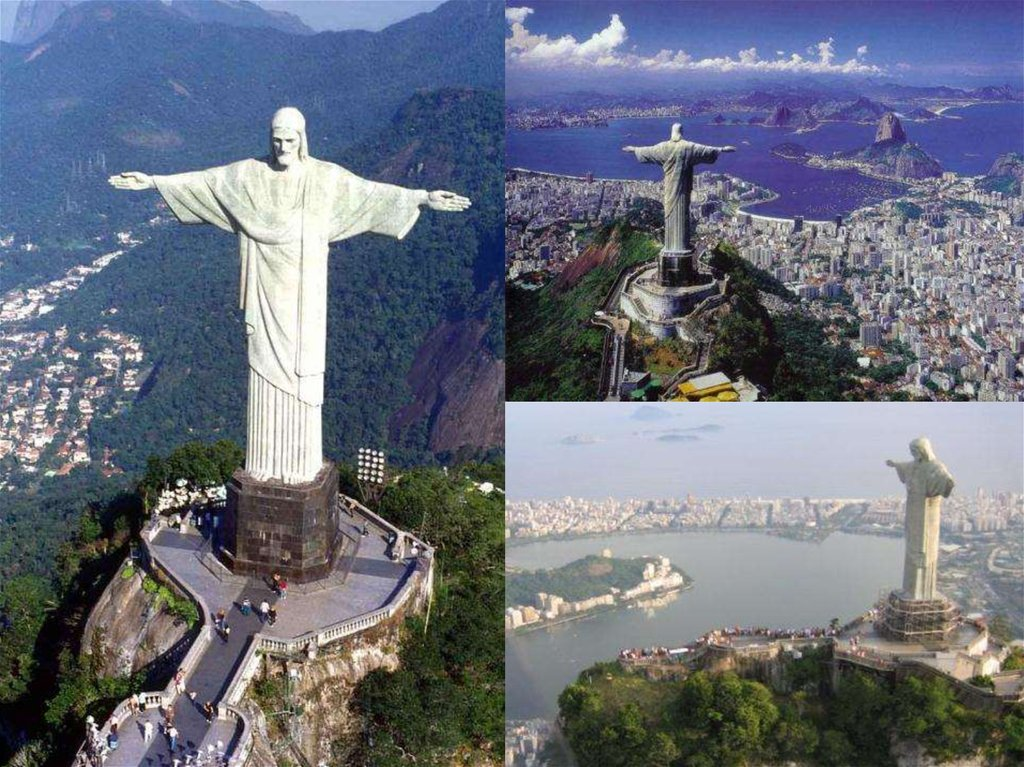The New Seven Wonders of the World - презентация онлайн