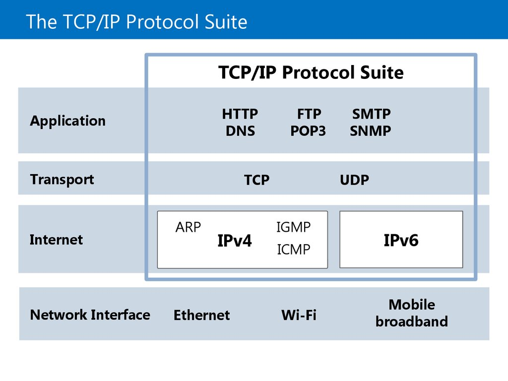 tcip and ip protocols essay The universal transmission control protocol/internet protocol (tcp/ip) model is not written in stone and can range from three to five layers depending on the model.