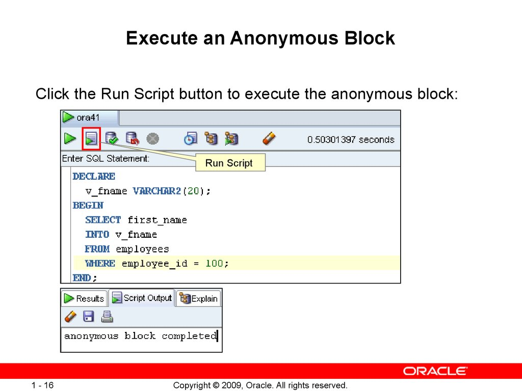 pl sql excersizes Sql exercises, practice, solution: structured query language (sql) is a language used to view or change data in databases the sentences used in this language are.