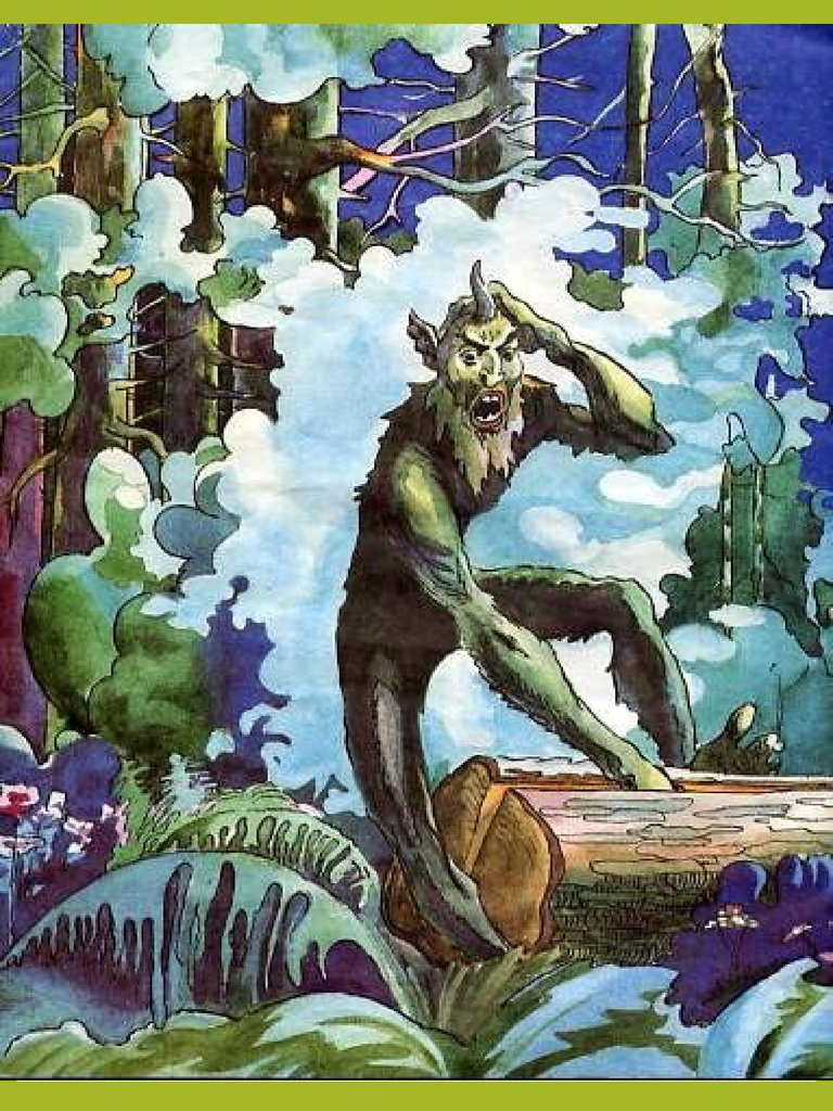 картинка татарская сказка
