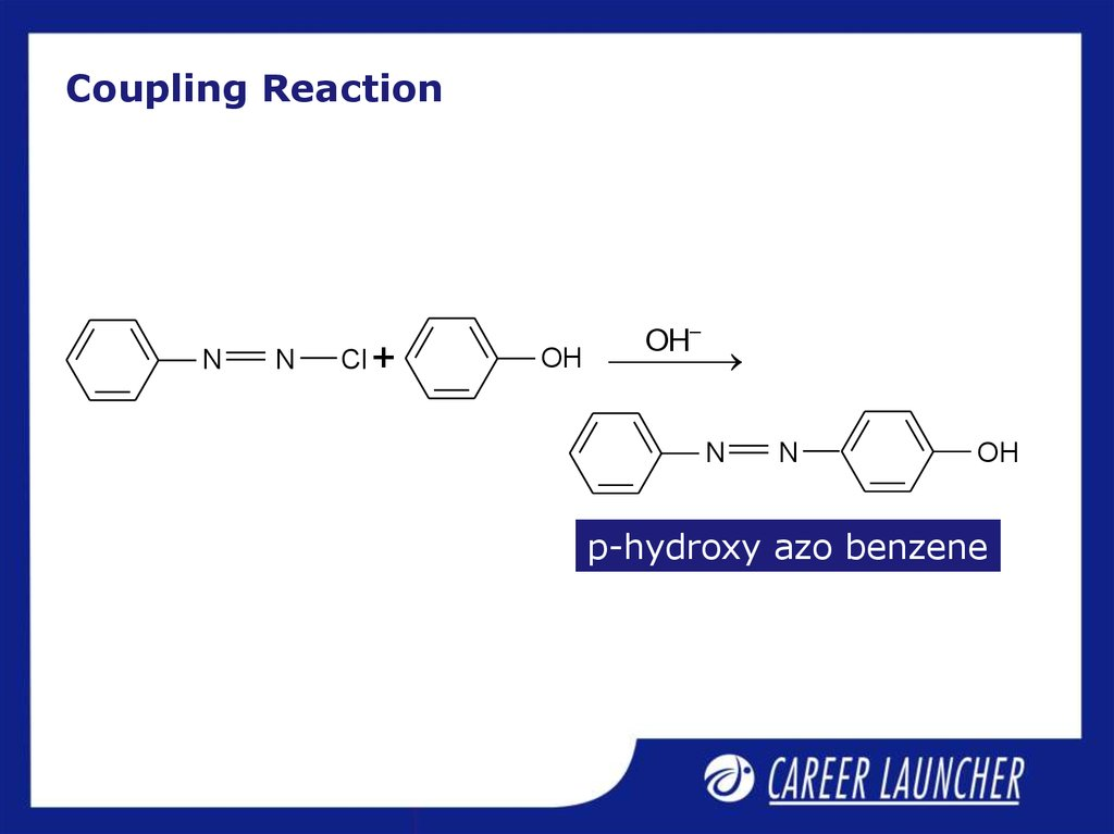 Coupling Reaction