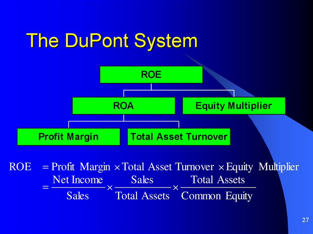 The DuPont System