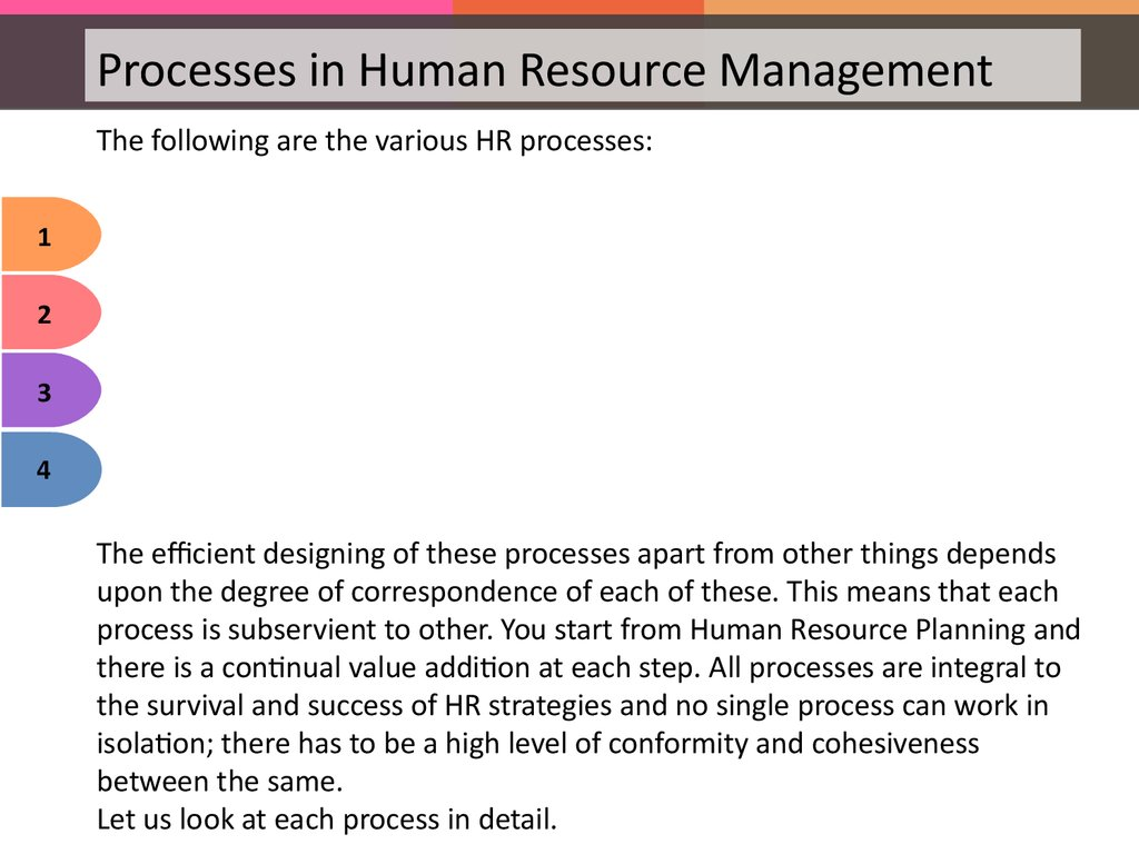 human resource planning recruitment selection and training