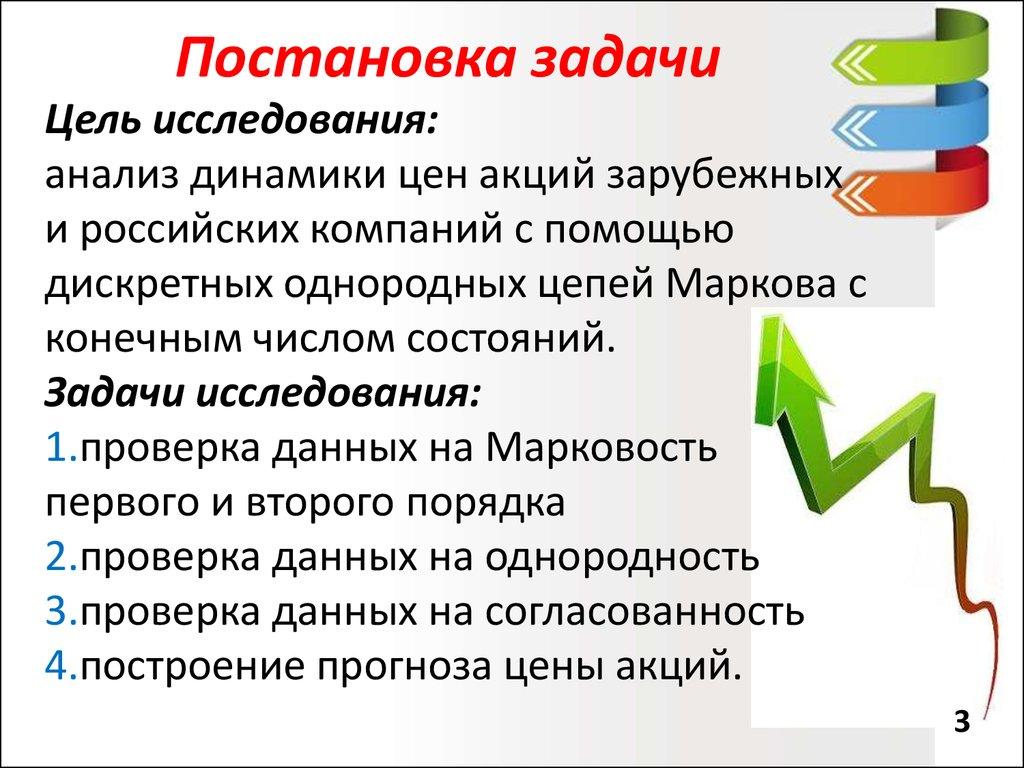 Цепи маркова на форекс курс росийского рубля
