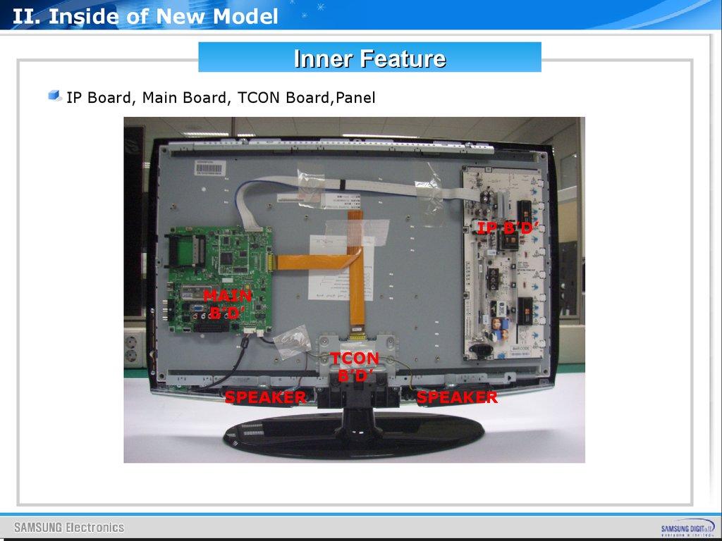 Lcd Tv Lb350 650 Training Manual Inside Of New Models Online T Con Circuit Diagram Ip Board Main Tcon Boardpanel