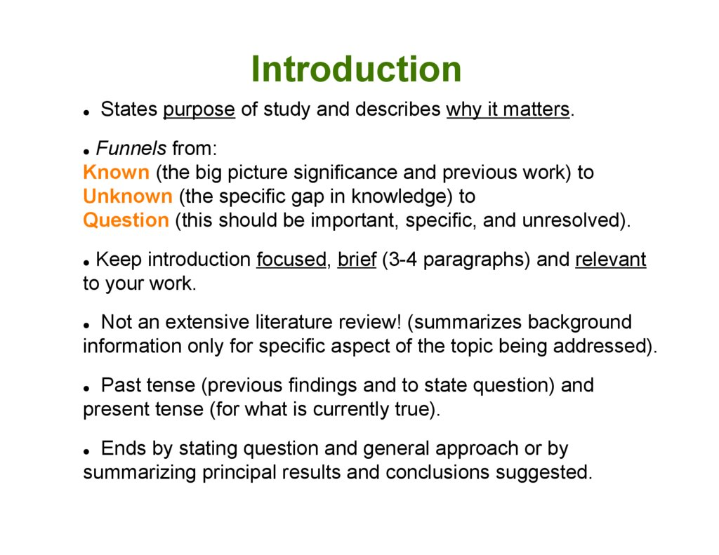 how to write a scientific manuscript michael terns