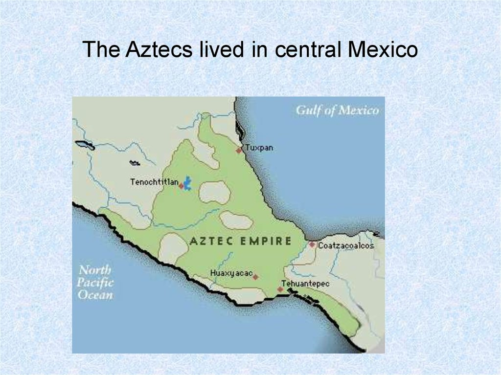 a history and the culture of the aztec civilization in central and southern mexico History of mexico - the aztec empire the is now central and southern mexico aztec civilization the aztec aztec calendar : mexico culture & arts dale.