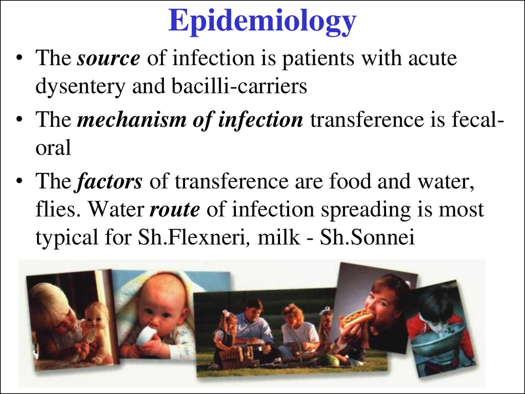 Acute intestinal infections