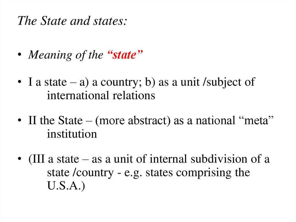 Nation Vs State Definition