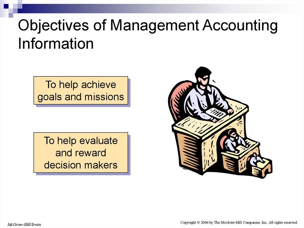 objectives management of irda