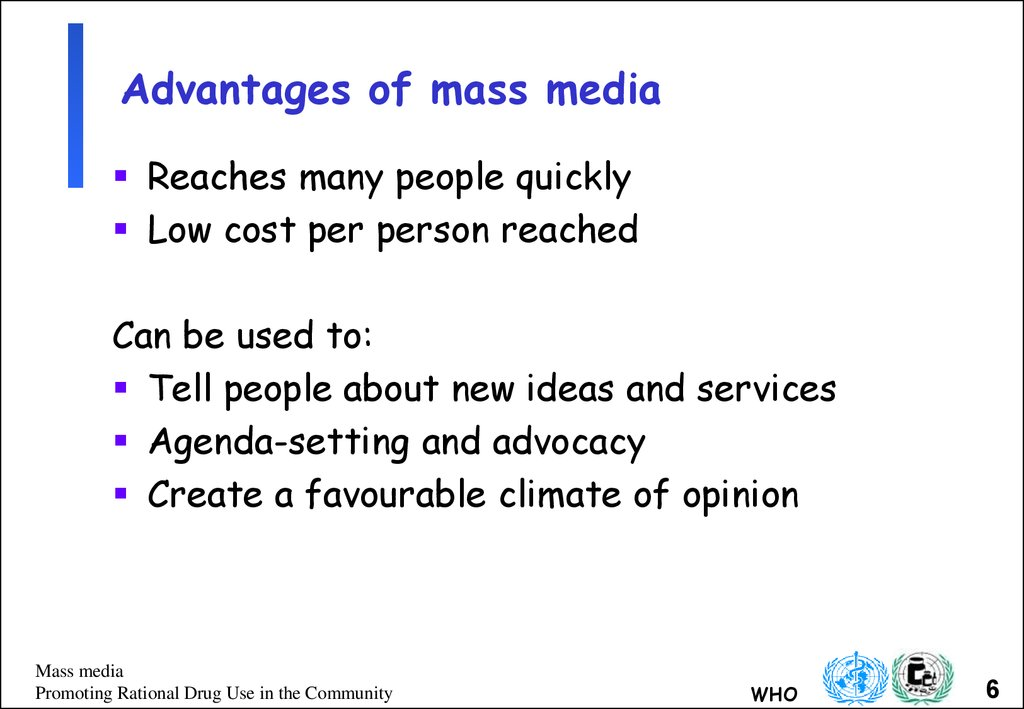 the influence of mass media on public opinion essay The news media are very persuasive with the ability to shape our perceptions and influence our beliefs and attitudes some of the techniques the news media uses to affect the public opinion are manipulating the deadlines of stories, manipulating access, and manipulating news assignments.