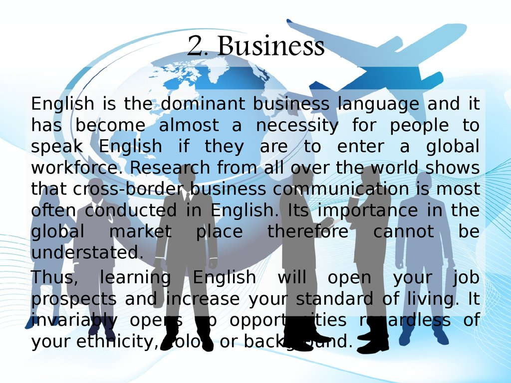 2. Business
