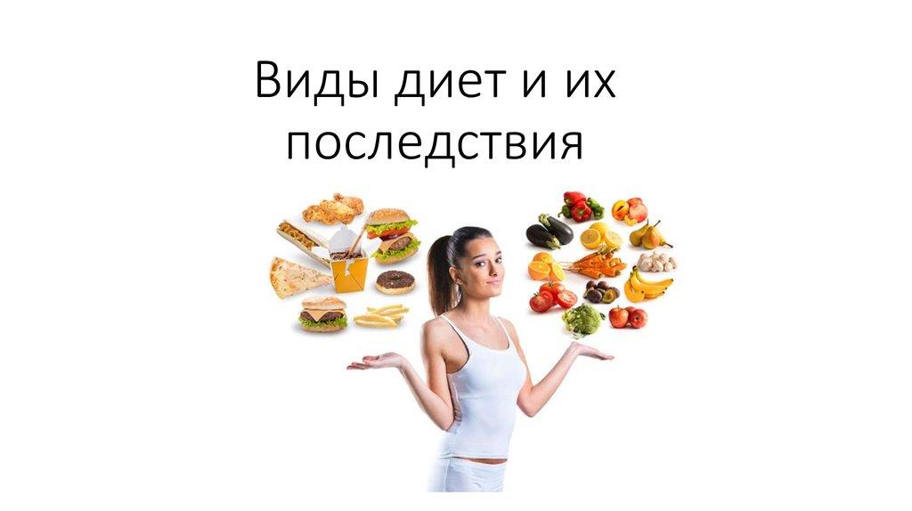 Виды Диет Похудения. Самая эффективная диета для похудения в домашних условиях