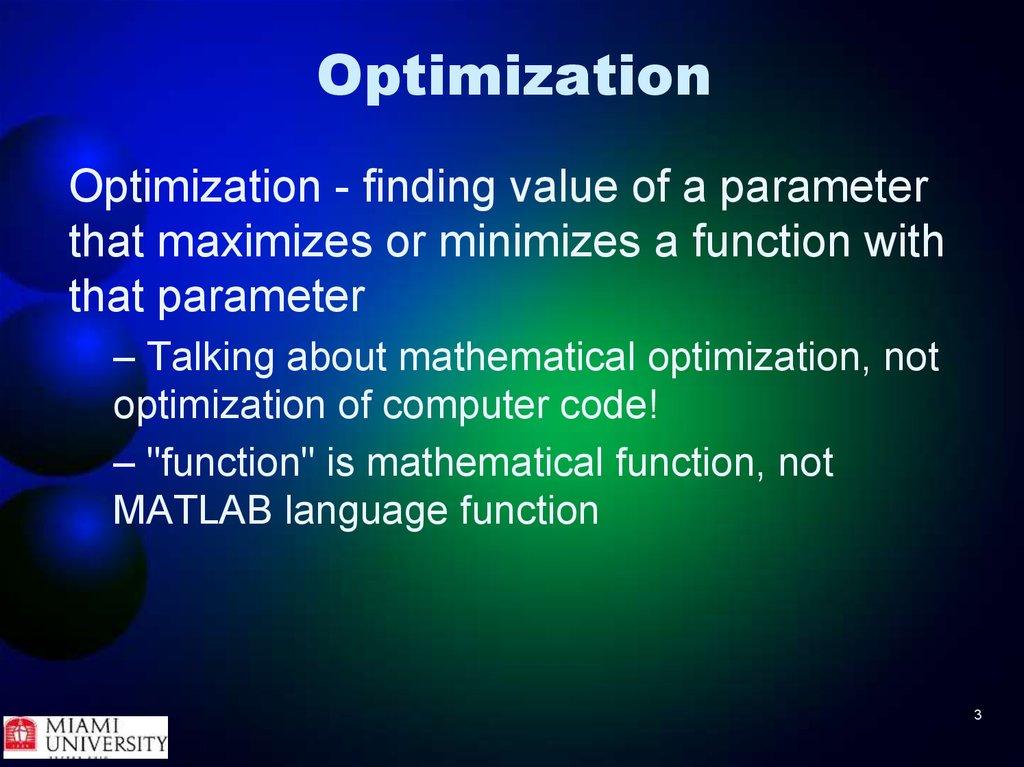 Matlab Linear Programming - презентация онлайн