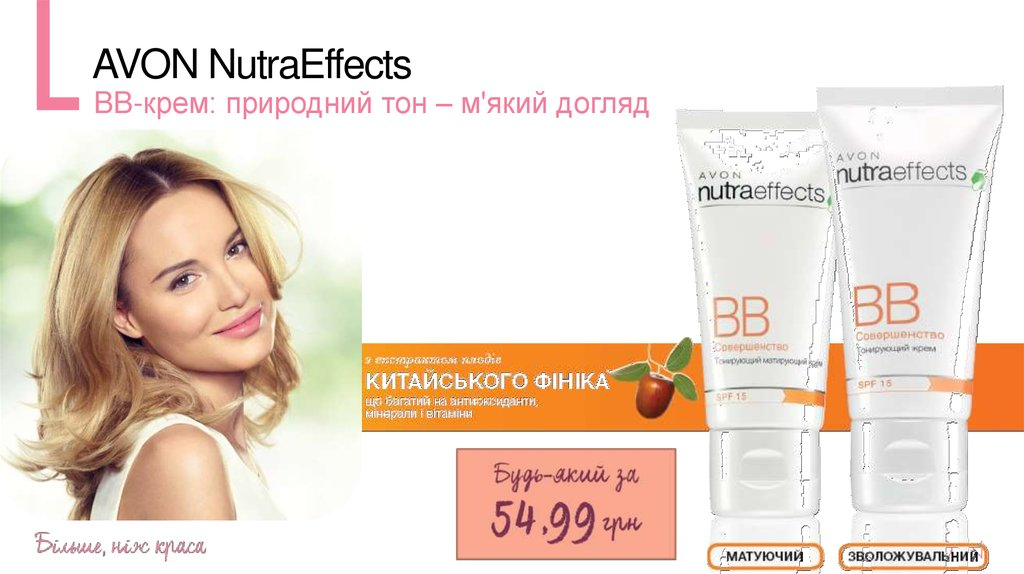 AVON NutraEffects